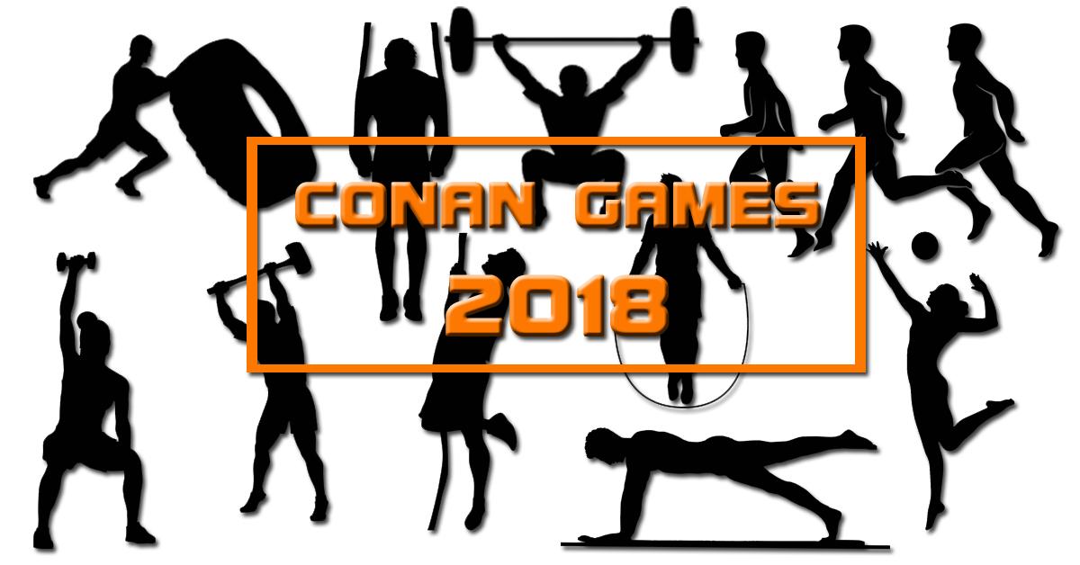 CONAN GAMES